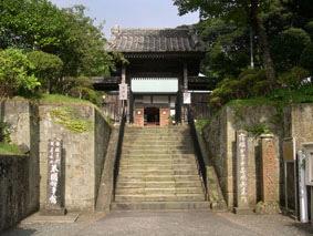 玉泉寺山門