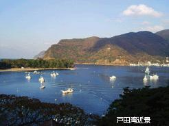 戸田湾近景